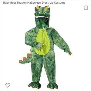 Koala Kids Dinosaur Dragon Costume Halloween